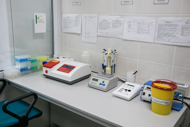 Общий анализ крови и мочи в лаборатории ИГР ЛАБ в Киеве